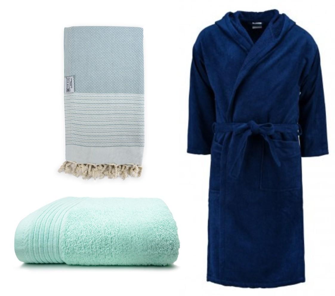 Baddoeken en Badjassen
