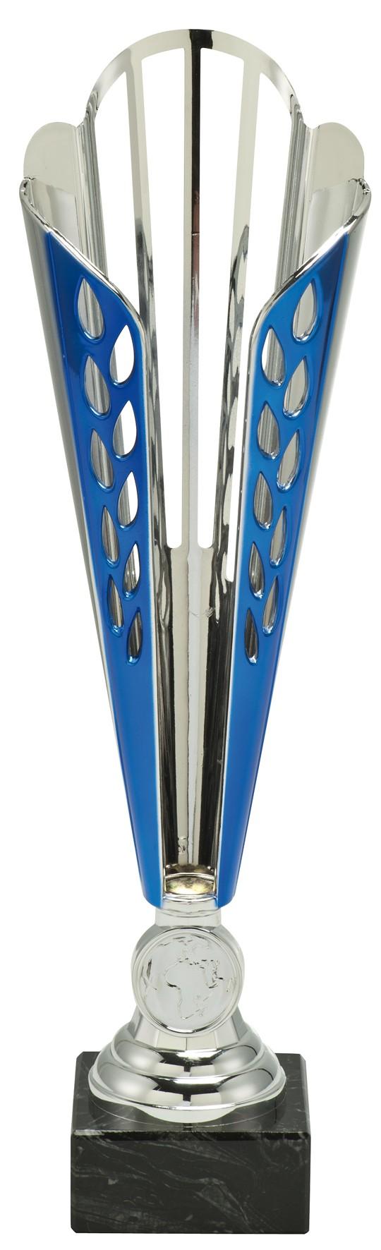 WX181 Serie Blauw-Zilver