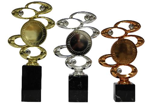 WB425 Serie Goud Zilver Brons