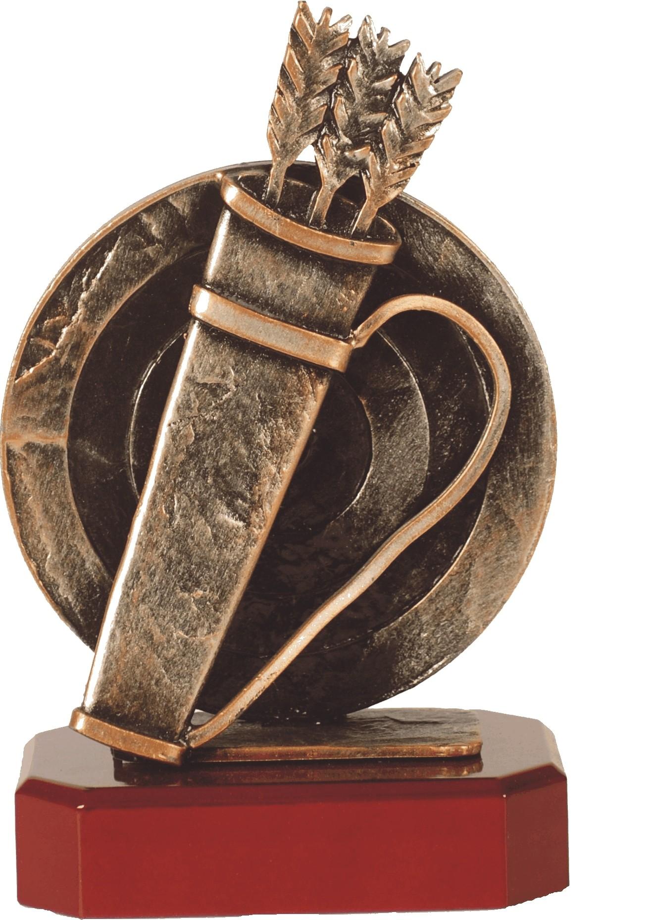 Luxe trofee boogschieten WBEL 187B 22cm