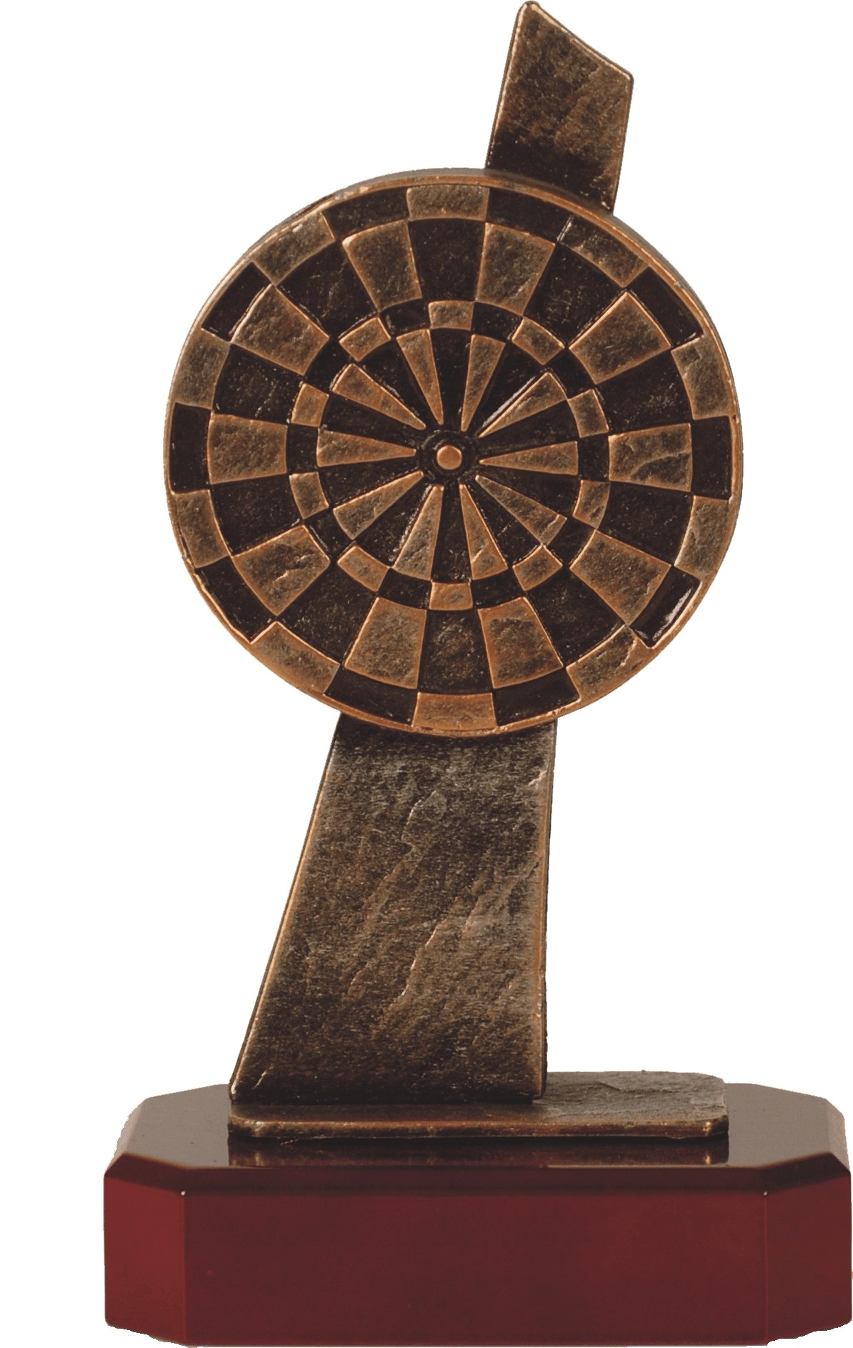 Luxe trofee dartbord 24.5cm WBEL 213B