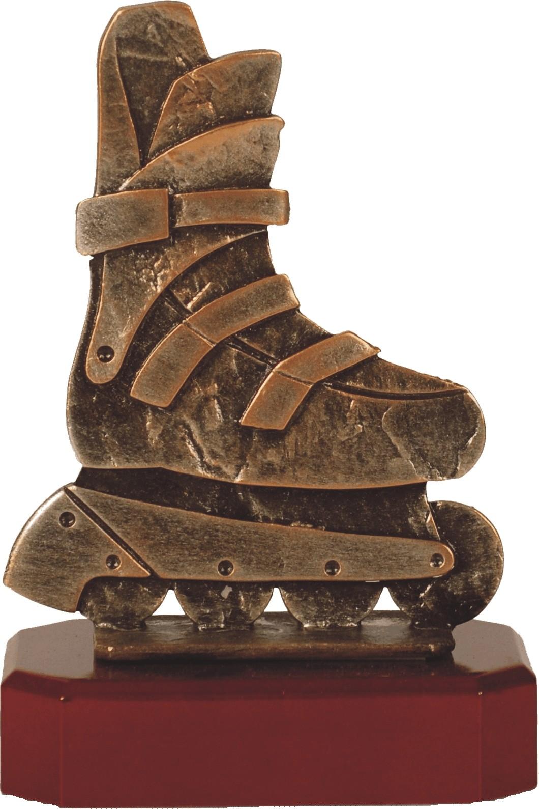Luxe trofee skeelers 20,5cm WBEL 217B