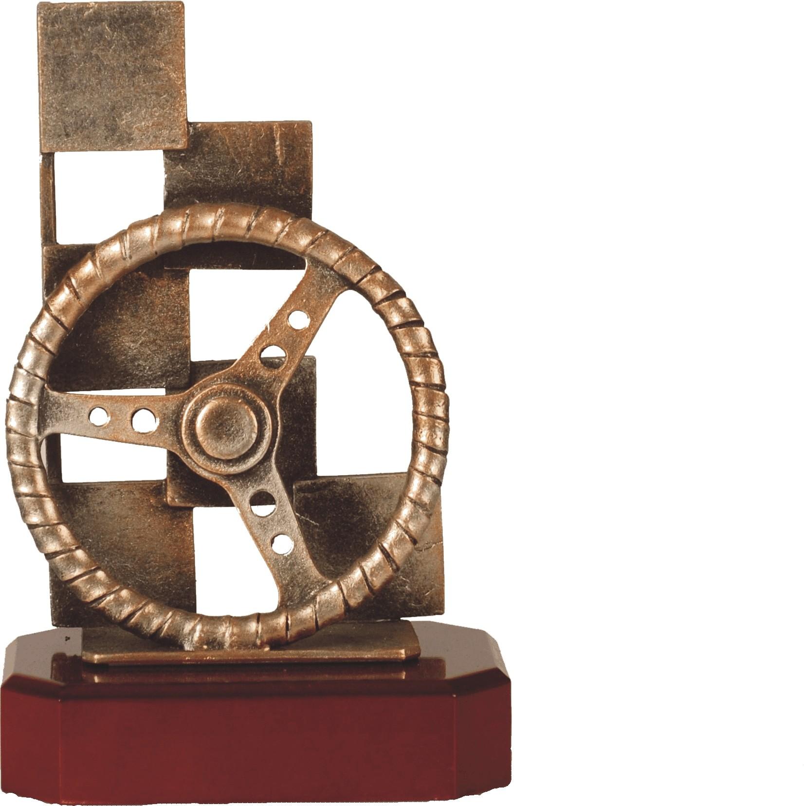 Luxe trofee autostuur / stuur 21,5cm WBEL 219B