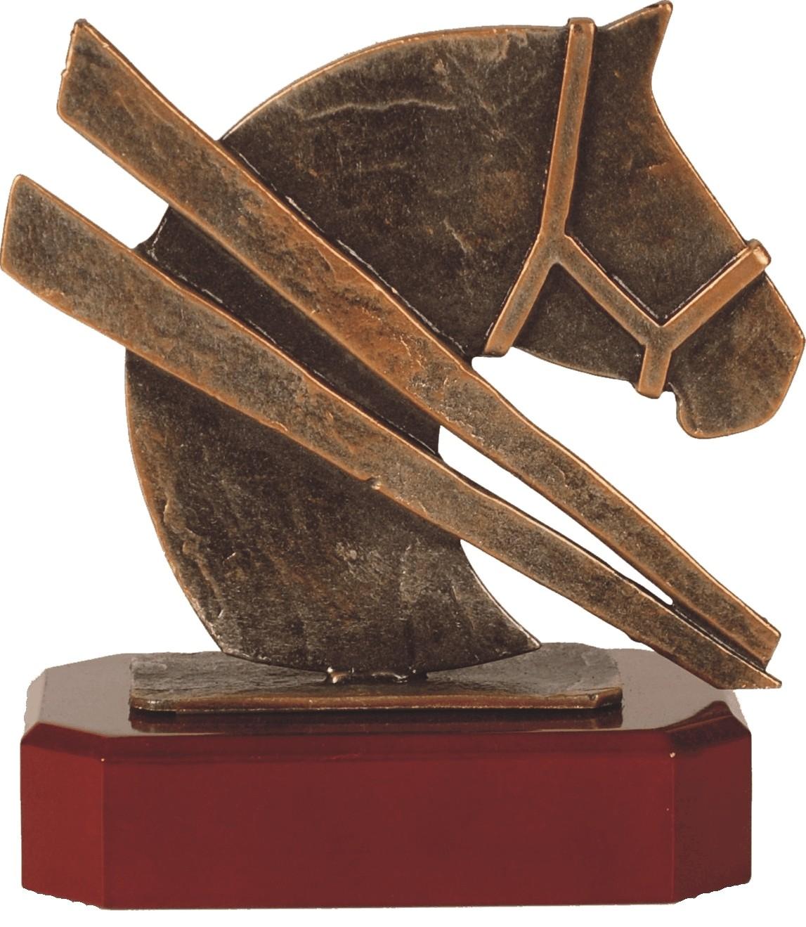 Luxe trofee paard 17,5cm WBEL 220B