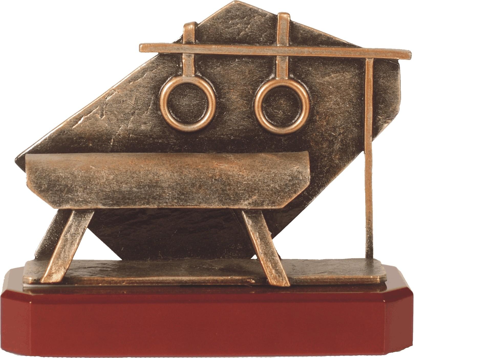 Luxe trofee turnen 18,5cm WBEL 222B