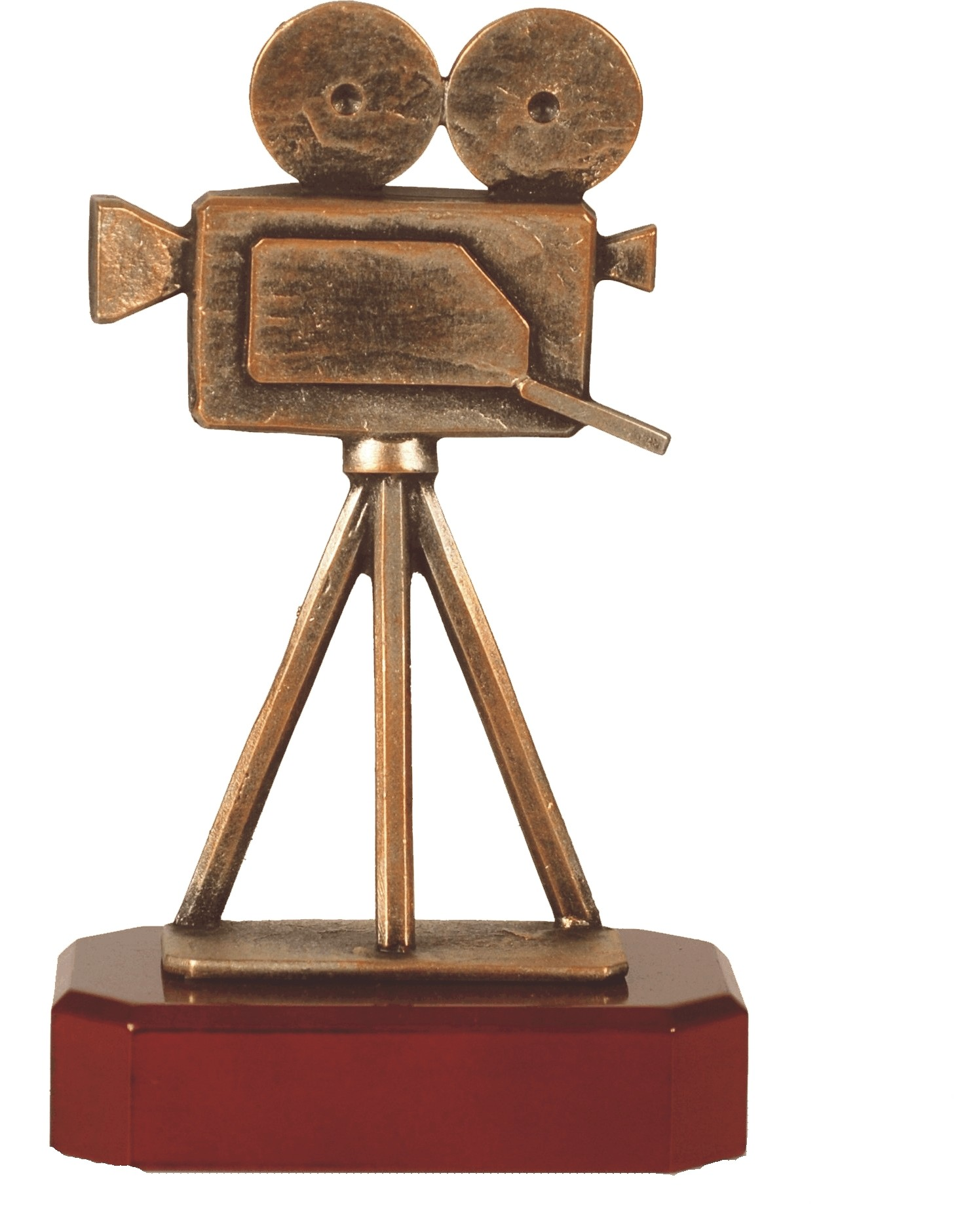 Luxe trofee film / filmcamera 23cm WBEL 272B