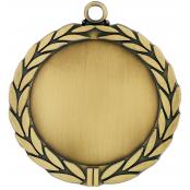 Medaille met krans WM8A 70mm