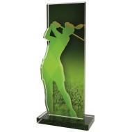 Glazen Trofee Golf Dame 002M4