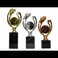 WB426 Serie Goud Zilver Brons