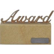 Award WBEZ 728 13.5cm