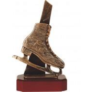 Luxe trofee schaats / schaatsen 18,5cm WBEL 224B