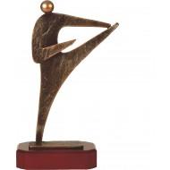 Luxe trofee vechtsport WBEL 230B 28cm