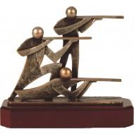 Luxe trofee jagers / soldaten 18,5cm WBEL 235B
