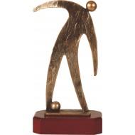 Luxe trofee voetbal WBEL 250B 27,5cm