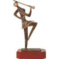 Luxe trofee majorette WBEL 255B 27,5cm