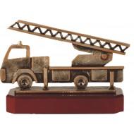 Luxe trofee brandweerwagen / brandweerauto 17,5cm WBEL 264B