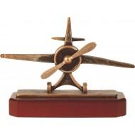 Luxe trofee vliegtuig 18,5cm WBEL 268B