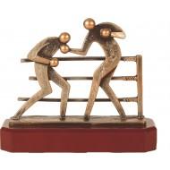Luxe trofee boksen 19cm WBEL 269B