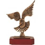 Luxe trofee vleugels / vogel 26cm WBEL 273B