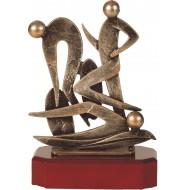 Luxe trofee triathlon WBEL 275B 21cm