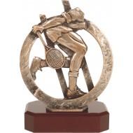 Luxe trofee tennis / tennisser 21cm WBEL 288B