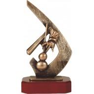 Luxe trofee biljart / poolen / snooker 25,5cm WBEL 307B