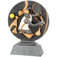 Standaard met Tennisster 12X16 WST1155