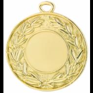 Medaille met krans WM28A 50mm