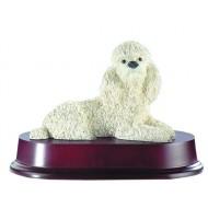 Award Hond WQ120 Wit 10CM