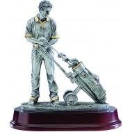 Award Golfer met golftas WQ74 24CM