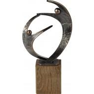 Award dansende mensen / lenigheid 31cm WTRL 395C