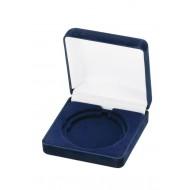 Doosje 121 Blauw voor 70mm medaille