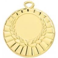 Medaille met krans WM28B 50mm