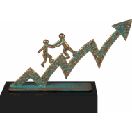 Award Groei / Stijgende lijn 19cm WTRL 720B