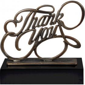 Award Bedankt / Thank You 19.5cm WTRL 733B
