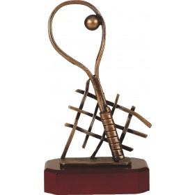Luxe trofee tennis 25.5cm WBEL 212B