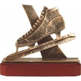 Luxe trofee schaats / schaatsen 19,5cm WBEL 277BB