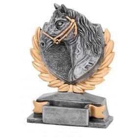 Standaard met Paard 10x13.5 WST181
